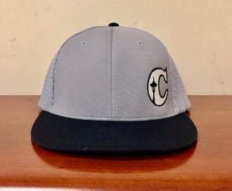 "Fitted City ""C"" Hat (Left Panel)"