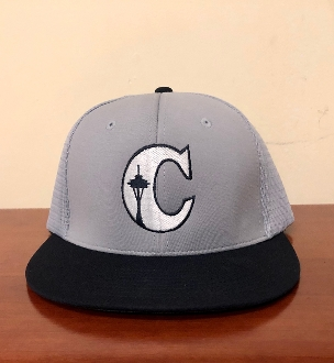 "Fitted City ""C"" Hat (Center)"